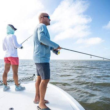 AFTCO Tips for Sun Protection on the Water