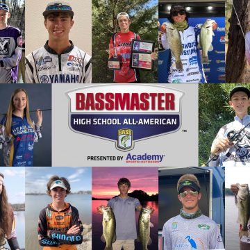 Bassmaster Names High School All-American Team