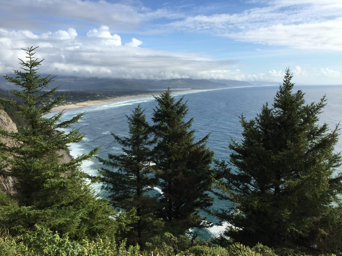 Pacific Coast Showing Improved Fisheries Productivity