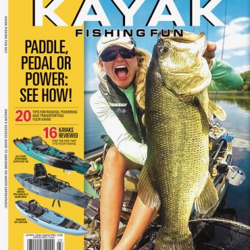 "OSG Launches ""Kayak Fishing Fun"" Multimedia"