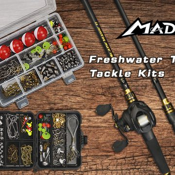 MadBite Dives Deep Into Fishing Tackle Kits And Baits