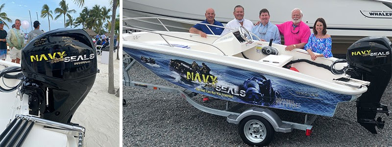 Boston Whaler® partners with SEAL Team Ocean Reef