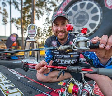 Terminator, VMC and Rapala Help DeFoe to Another Win