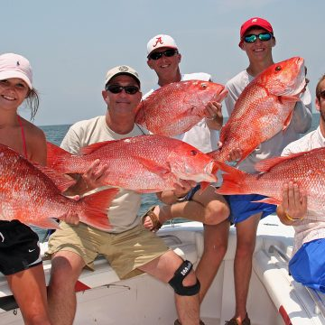 CSF Critical of NOAA Fisheries Red Snapper Plans