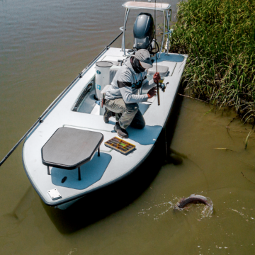 Plano Gives Saltwater Guide John Irwin an EDGE