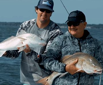 "Rapala ""Delivery"" Video Visits South Carolina Low Country"