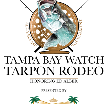 Tampa Bay Watch Tarpon Rodeo Supports Conservation