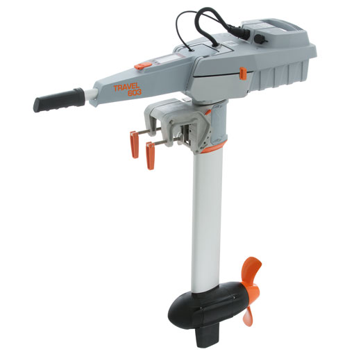 New Lower Cost Electric Outboard from Torqeedo