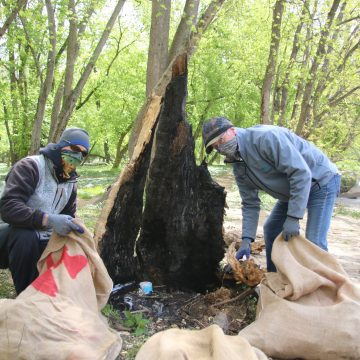 Yamaha Rightwaters™ Supports CCA Cleanup Event
