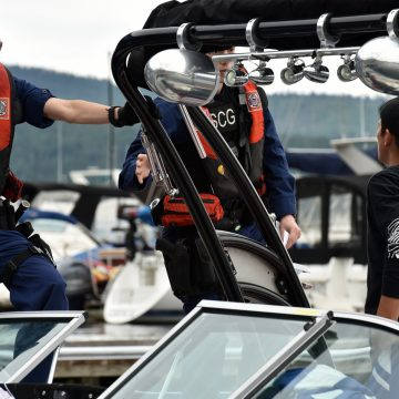 """Coast Guard Reminds Boaters to """"Boat Sober"""" This Weekend"""