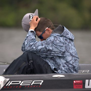 Lakich Finds Victory During Live-Streamed Walleye Tournament