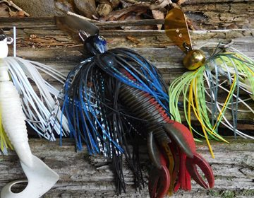 Tips on Fishing Bladed Jigs for Bass