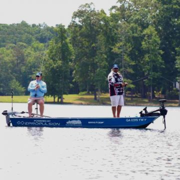 All-Electric-Boat Bass Tournament Results Announced
