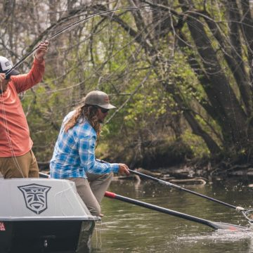 The Ultimate Swim Fly Rod from G. Loomis