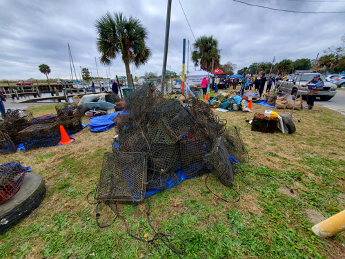 Ghost Trap Rodeos Will Clean Up Florida's West Coast