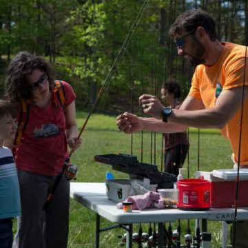 Connecticut Offers ZOOM Intro to Fishing Courses