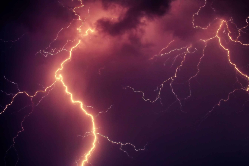 College Angler Struck By Lightning at Lay Lake