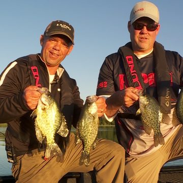 Mid-Summer Crappies on Lund Ultimate Fishing Experience