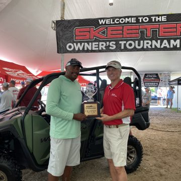 Skeeter Owner's Tournament Draws Over 1,000 Boats