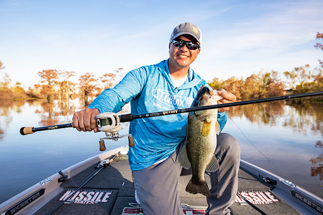 St. Croix Welcomes Anglers to the Bassmaster Classic