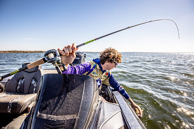 St. Croix Bass X Rods: Stronger, Lighter–and Affordable