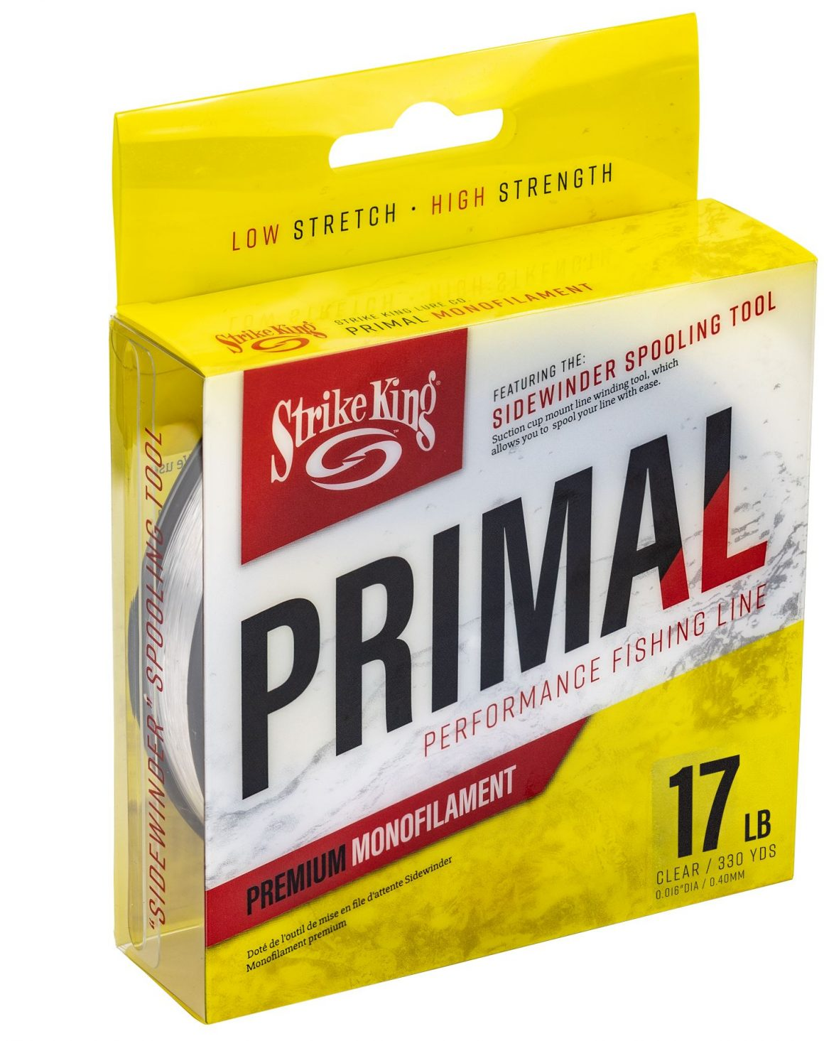 Strike King Goes Primal with New Fishing Lines