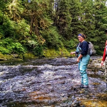 TU Calls for Keeping Tongass National Forest Roadless