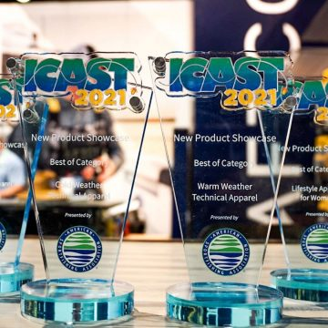 AFTCO Sweeps Clothing Categories at ICAST