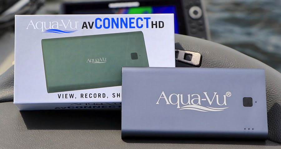 Aqua-Vu: Share and Record Underwater Video with Ease