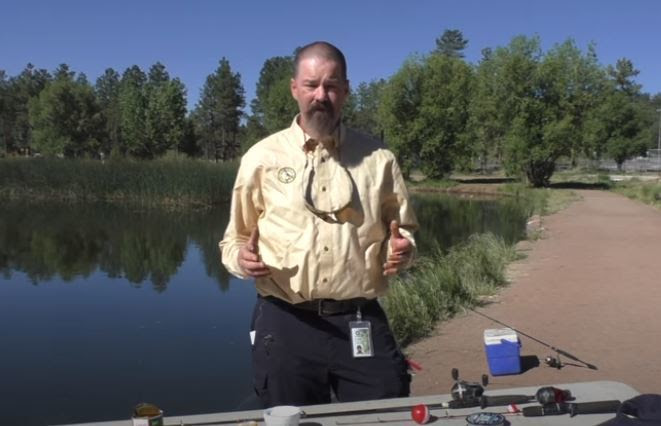 Arizona GFD Releases Learn to Fish Videos