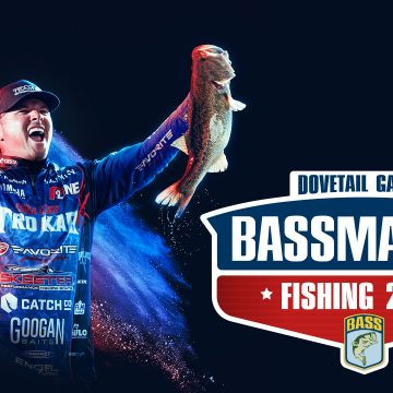 Bassmaster Fishing 2022 Game Features 10 Playable Pro Anglers