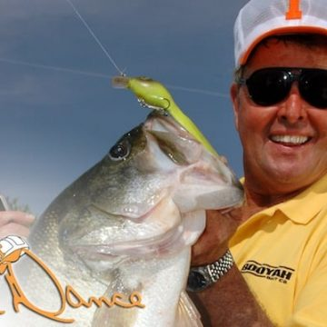 Now on Driftwood Outdoors Podcast–A Visit with Bill Dance