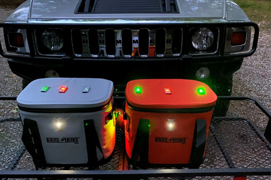 Brite-Strike Perfect Dream Soft-Sided Lighted Cooler Intro at ICAST