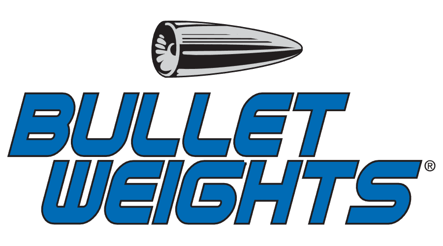 Tactical Black Tungsten Dropshot Weights from Bullet Weights