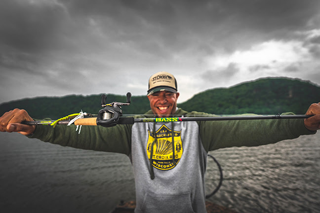 Wisconsin Guide Relies on St. Croix Rods