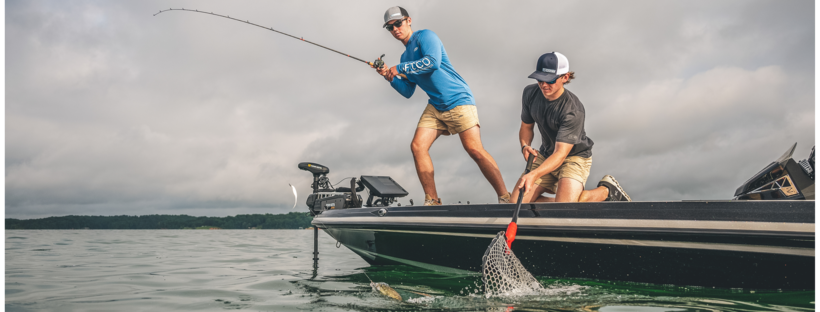 G. Loomis GCX Rods Offer Anglers a Competitive Advantage