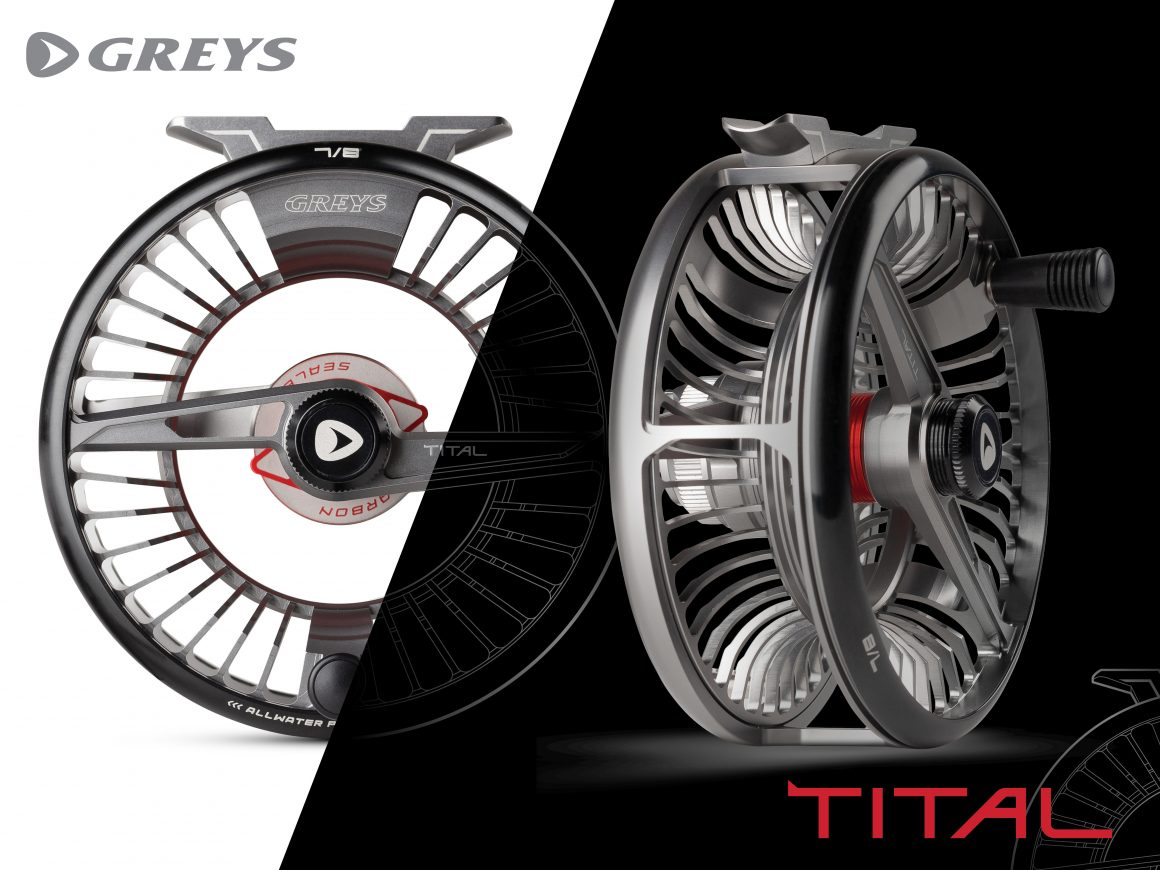 Greys Tital Fly Reel Takes Top ICAST Honor