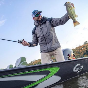 Huk's New Icon X Jackets & Vests Offer Angling Comfort