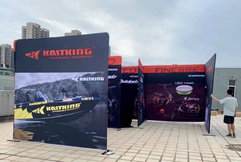 KastKing Showcases New Innovative Products at ICAST