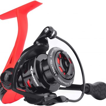 New KastKing Spinning Reel Adds Colorful Style to Lineup