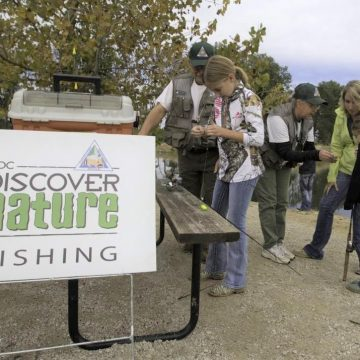 Missouri Fishing Events Set for August
