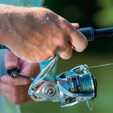 Redesigned Shimano Nasci FC Delivers Premium Features