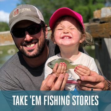 Pass on Your Fishing Passion–and Win Prizes