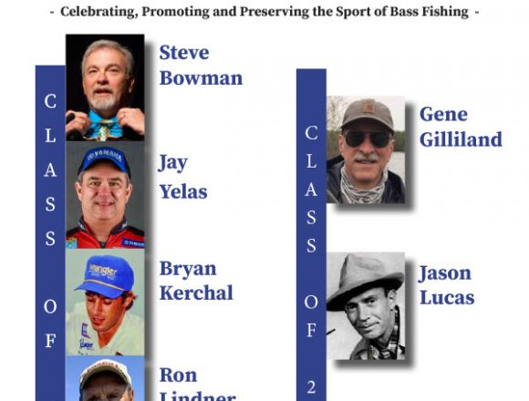 Fishing Industry Supports Bass Fishing hall of Fame Induction Event