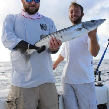"""Catch Co. to Support Freedom Fighter Outdoors Through  """"Catch Co. Gives Back"""" Program"""