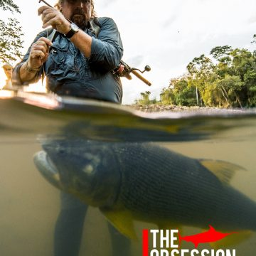 """""""The Obsession with Carter Andrews"""" Now Airing on  World Fishing Network"""