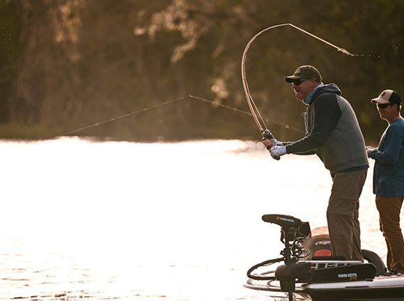 Fall Crankin' for Bass North and South
