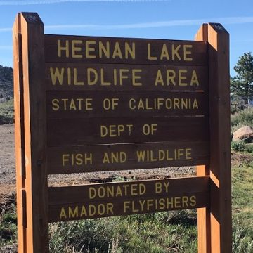 California Reopens 34 Public Properties to Fishing, Hunting