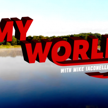 """""""My World With Mike Iaconelli"""" Continues Through Oct. 4"""