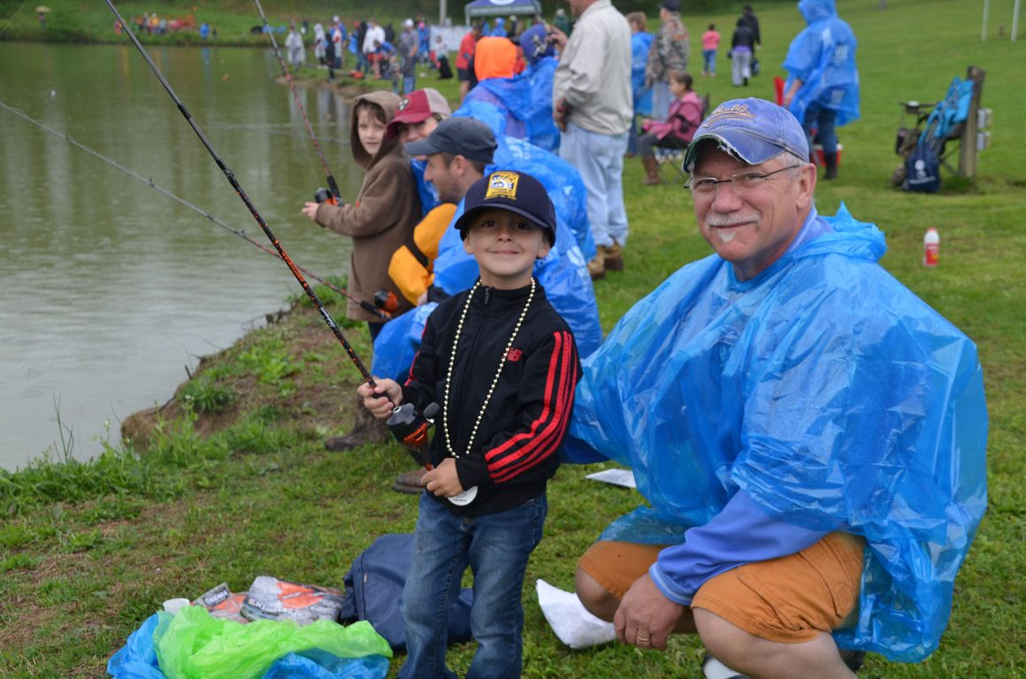 Two Rivers Family Fishing Fair October 2